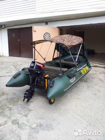 купить лодку не без;  мотором на краснодарском крае получи авито