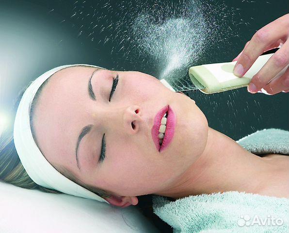 Как проходит ультразвуковая чистка лица