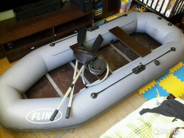купить в спб лодку flinc 300 tl от производителя