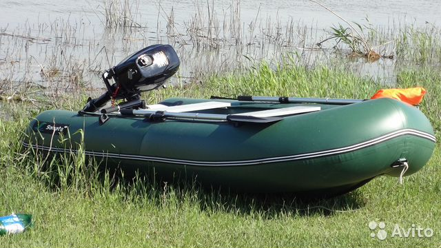купить лодочный мотор с рук в нижегородской области