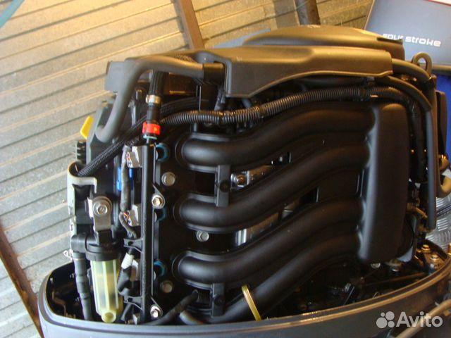 инжекторные лодочные моторы цена