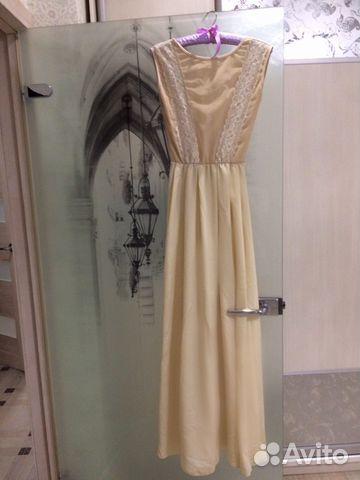 Платье в пол  89107671200 купить 3