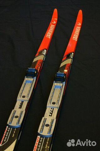 Лыжный комплект NNN новый +ботинки   Festima.Ru - Мониторинг объявлений 626a00816d4