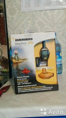 Humminbird smartcast отзыв