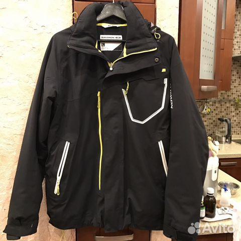 43066a1a710b Горнолыжная сноубордическая куртка salomon купить в Санкт-Петербурге ...