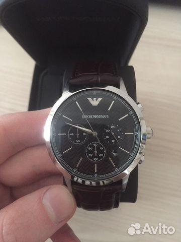 d40b0964023a Новые оригинальные часы Emporio Armani AR2482   Festima.Ru ...