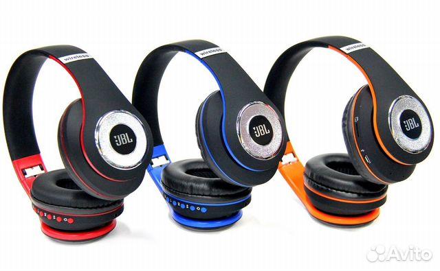 наушники Bluetooth Jbl S990 мр3microsd Fm микро купить в