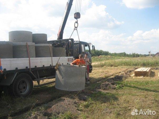 9a5b160b4724 Кольца жби, железо бетонные кольца купить в Нижегородской области на ...