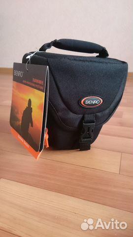 Сумка для зерк/фотоаппар Benro Gamma Z10 (черный)
