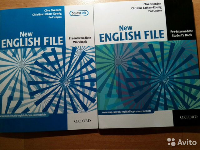 решебник к new english file pre-intermediate онлайн
