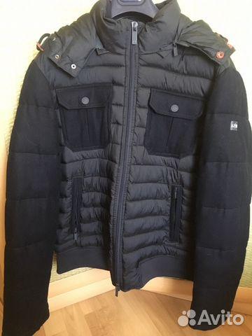 Пуховик Armani Jeans 0c2de430ef5