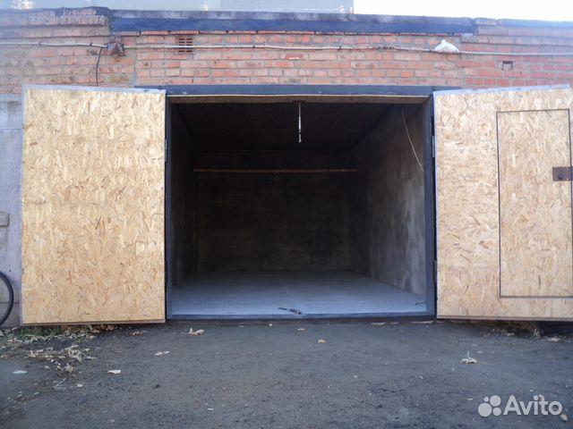 Купить гараж омск на авито гараж б у в москве купить