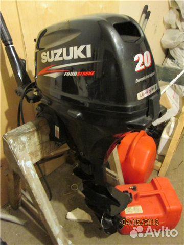 Подвесные лодочные моторы Suzuki ( Сузуки ):