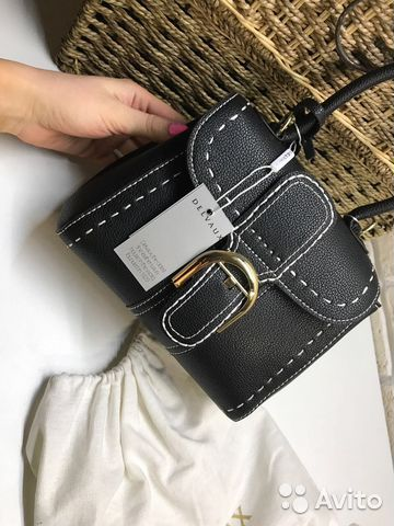 Женская кожаная сумка Delvaux Paris Черная   Festima.Ru - Мониторинг ... 5fee8b5ff8b