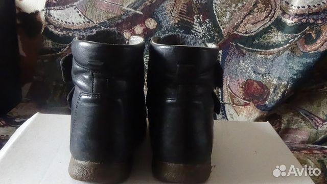 Ботинки зимние ортопедические купить 2
