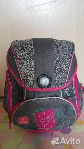 8a2184650ca9 Ранец рюкзак портфель школьный ортопедический дев | Festima.Ru ...
