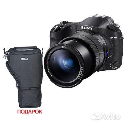 Фотоаппарат цифровой Sony Cyber-shot DSC-RX10M4