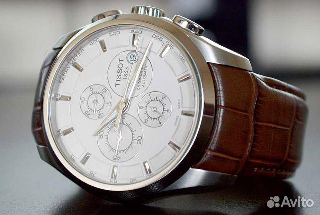 17821f41b40b Часы мужские Tissot (Арт. 4302-1 2931) купить в Москве на Avito ...