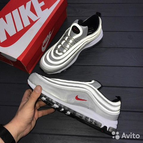 кроссовки Nike Air Max 97 Festimaru мониторинг объявлений