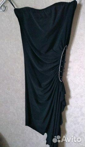 a14cd0b76fa Платье маленькое черное - тянется купить в Москве на Avito ...