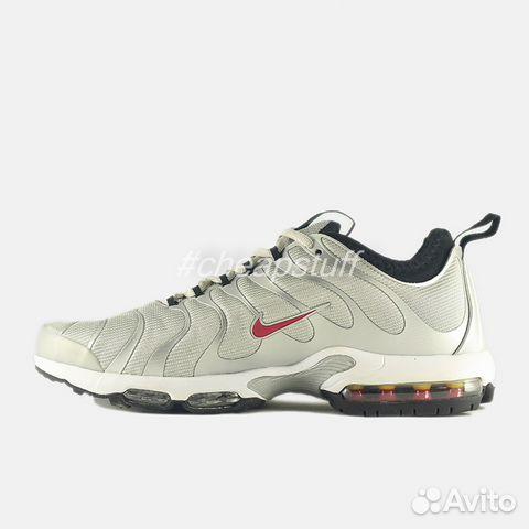17ed4713 Кроссовки Nike Air Max Tn Plus Ultra Silver купить в Санкт ...