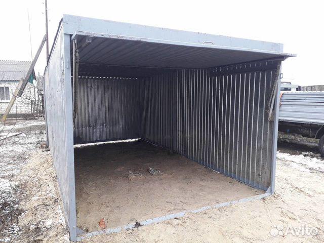 Гараж пенал бу купить с доставкой гараж купить в новосибирске первомайский район
