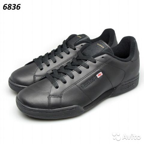 e3a5f875dd93d5 Кроссовки кожаные reebok classic NPC II 6836 | Festima.Ru ...