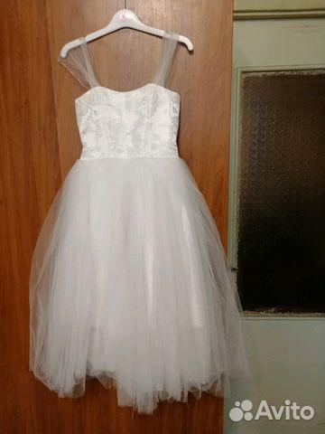 cb1375e55db Детское праздничное платье