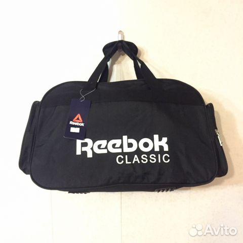 7c8a28b146d6 Спортивная сумка Reebok Classic купить в Ярославской области на ...