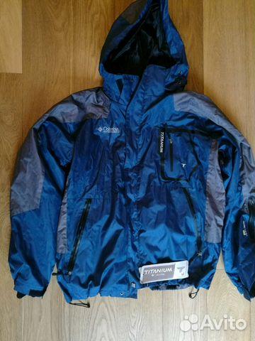 Куртка Columbia Titanium 3 в 1  710eeb2a5ba77