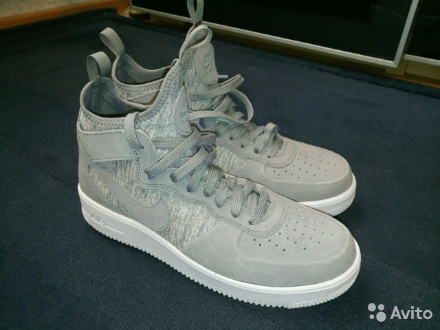 5ffe9c1b Nike Air Force 1 Ultraforce Mid PRM купить в Москве на Avito ...