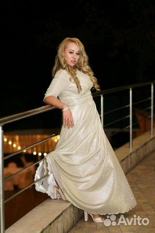 a28b67bd774 Шикарное вечернее платье для настоящей леди