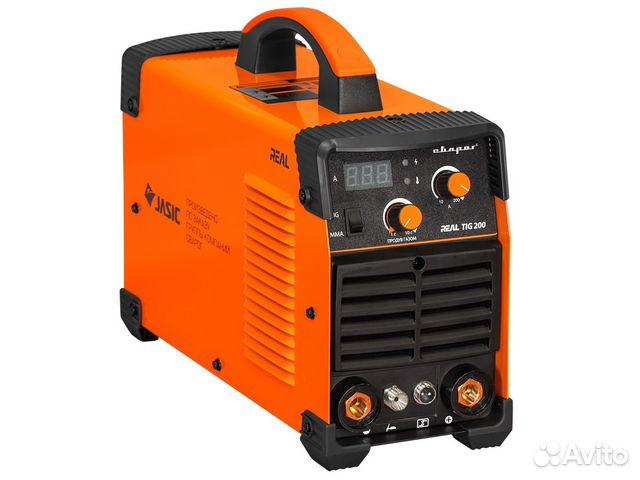 89659808808 Сварочный инвертор real TIG 200 (W223)