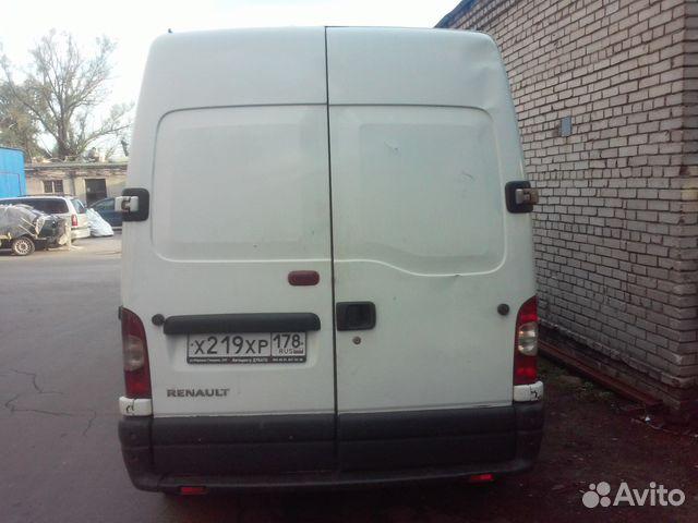 Renault Master, 2008 89818373659 купить 3