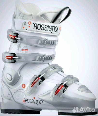 Горнолыжные ботинки rossignol xena X 40 white купить в Краснодарском ... 91e27502338