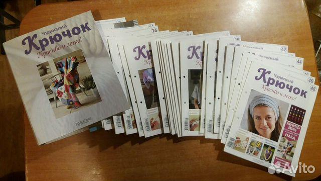 вязание крючком журналы чудесный крючок Festimaru мониторинг