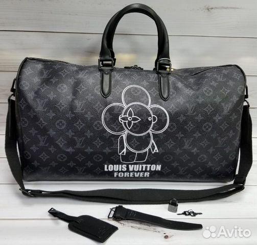 63803c9fcad1 Дорожная сумка Louis Vuitton keepall 5 | Festima.Ru - Мониторинг ...