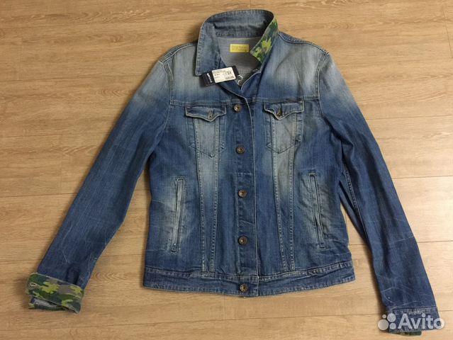 0b939e9c6004 Куртка джинсовая GAS   Festima.Ru - Мониторинг объявлений