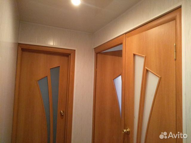 Продается двухкомнатная квартира за 1 550 000 рублей. Киров, улица Некрасова, 53.