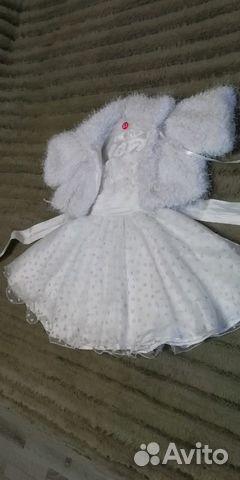 6c6cc36bafd Нарядное Платье для девочки на 2-3 годика до 104см купить в ...