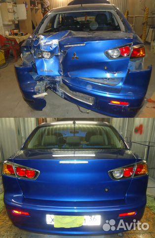 Специализированный кузовной ремонт вашего авто 89619885773 купить 4