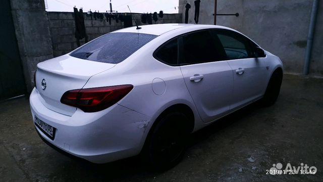 Opel Astra, 2013 89894918352 купить 3