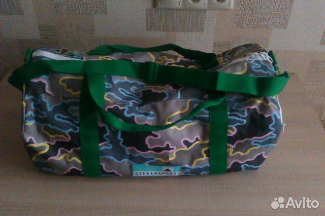 bc749e42aec2 Женская сумка Adidas Stella Mccartney купить в Москве на Avito ...