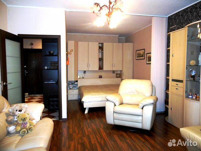 Продается однокомнатная квартира за 5 700 000 рублей. улица Демонстрации, 27к1.