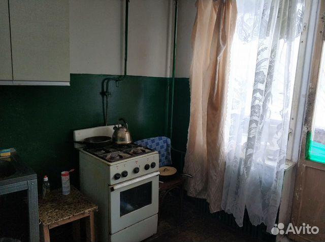 Продается однокомнатная квартира за 1 400 000 рублей. Московская обл, г Егорьевск, мкр 4-й, д 10А.
