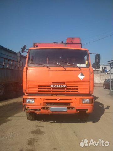 2fdb0cc6e1beb Продам мусоровоз мкз-4605 на шасси камаз 53605-62 купить в Санкт ...