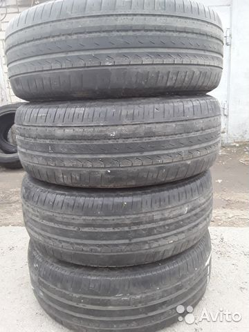Шины R17 225/60 Pirelli RunFlat
