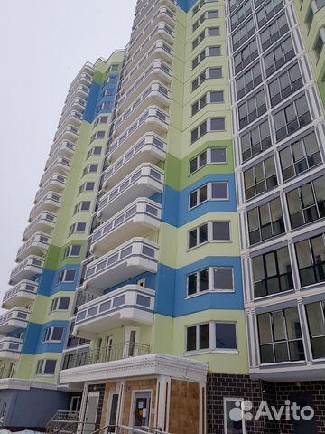 Продается однокомнатная квартира за 2 800 000 рублей. Московская обл, г Домодедово, мкр Южный, ул Южнодомодедовская, д 15.