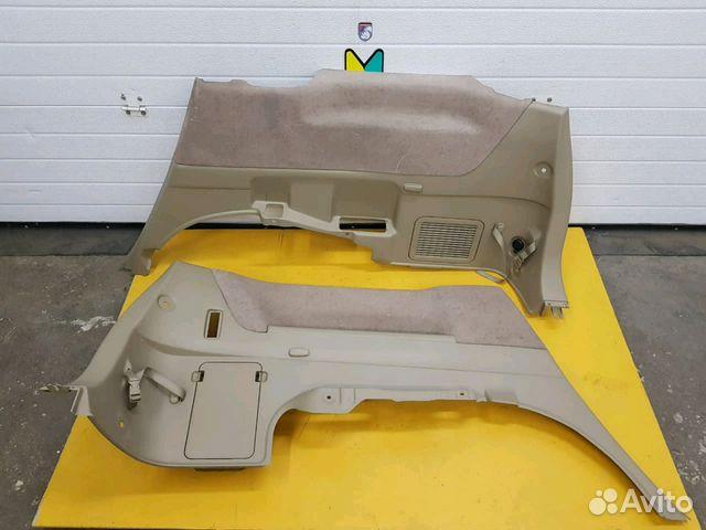 89625003353 Обшивка багажника Nissan Presage, HU30