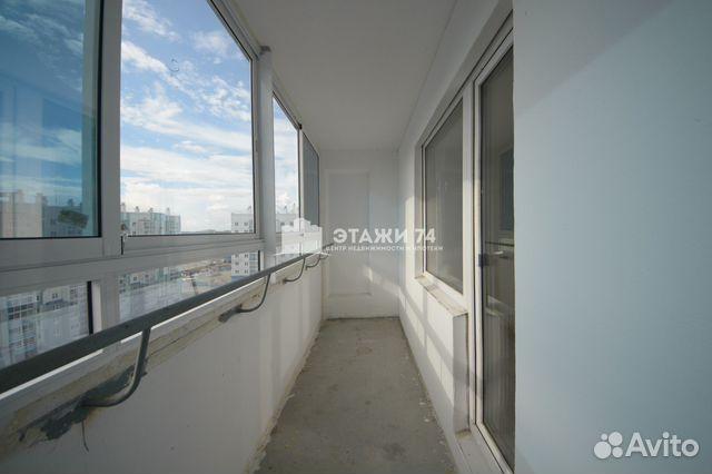Продается однокомнатная квартира за 1 298 000 рублей. г Челябинск, ул Дмитрия Неаполитанова, д 10.